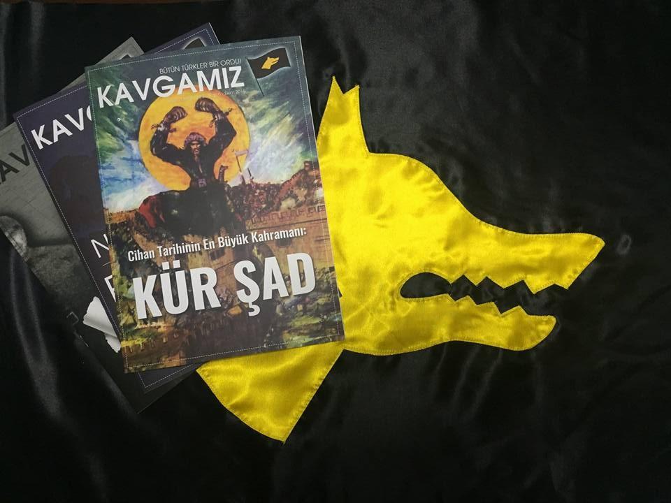 Türkçü Dergi Kavgamız