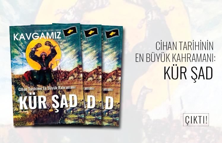 Türkçü Kavgamız Dergisi 6. Sayı