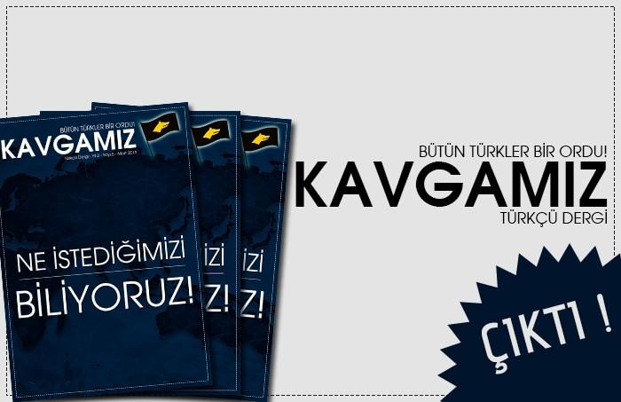 Türkçü Kavgamız Dergisi Sayı 5